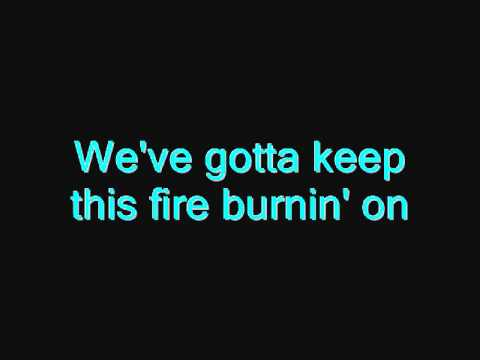 Keep the Fire- Goldhawks- Lyrics (On-Screen in HQ)