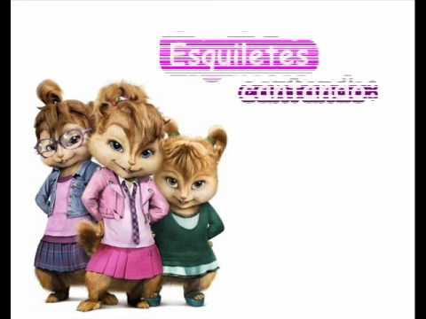 Naturally - Esquiletes (Alvin e os Esquilos 2) - Música de Selena Gomez