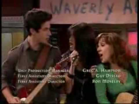 Selena Gomez and David Henrie - Make it Happen (Music Video) + Lyrics