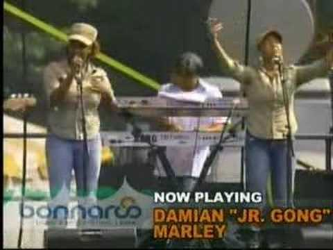 "Damian ""Jr.Gong"" Marley - There For You"