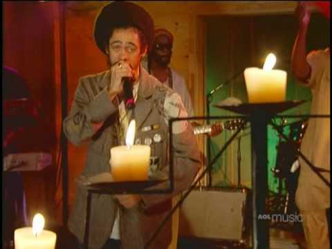 "Damian ""Jr. Gong"" Marley - Hey Girl (AOL Sessions)"