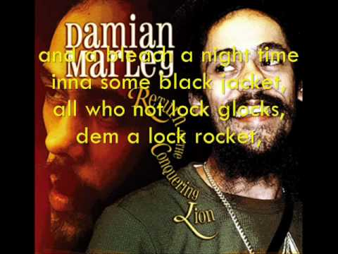 Welcome to Jamrock- Damian Marley w/ Lyrics