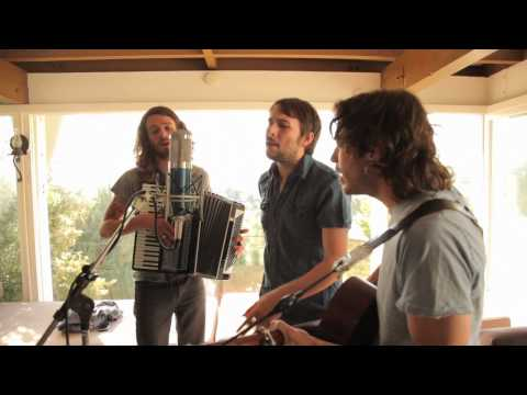 "Good Old War ""My Own Sinking Ship"" - Sargent House Glassroom Session:"
