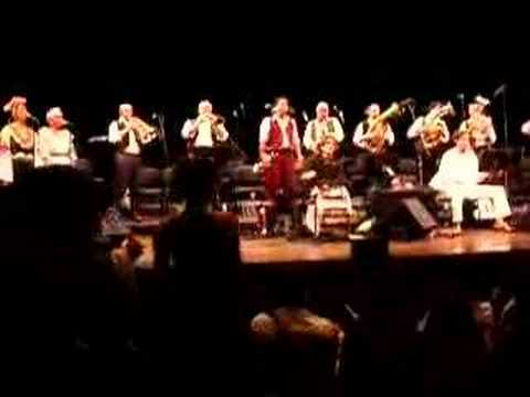 Goran Bregovic - Live in New York: Kalashnikov