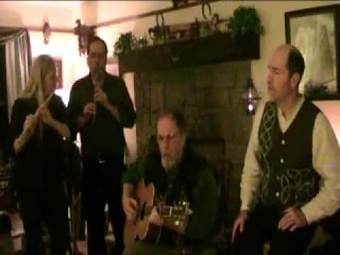 Tony Hilliard, Mike O`Leary, Dave de la Barre, Joanne Souza