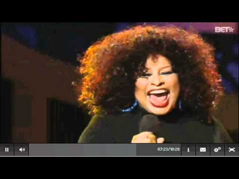 "Chaka Khan ""Through the Fire"" LIVE @ GOSPEL CELEBRATION 2011"