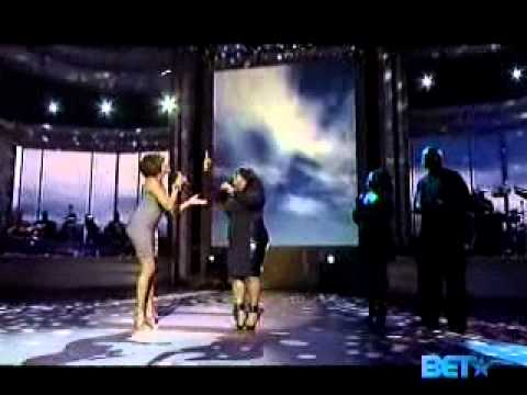 Whitney Houston and Kim Burrell on the Celebration of Gospel