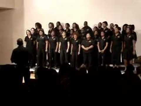 "UTSA Gospel Choir - ""Hallelujah"""