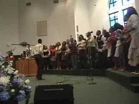 In HIS Presence Gospel Choir - Ride On King Jesus!!!