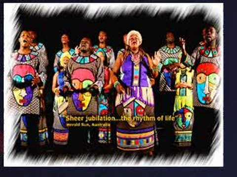 Soweto Gospel Choir - The Lion Sleeps Tonight