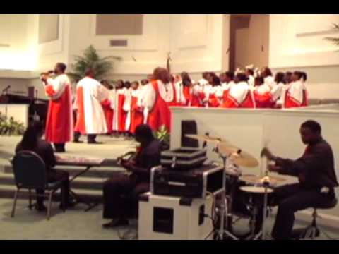 "Jacksonville State University Gospel Choir Gospel Extravaganza ""09"""