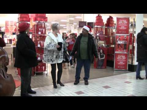 Random Acts of Culture - Belden Village Mall - Gospel Meets Symphony