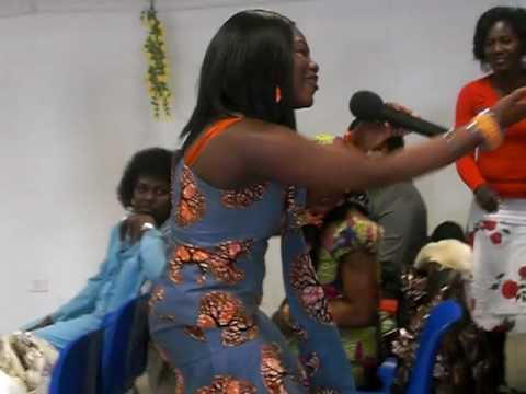 Harriet Kyeiwaa GHANA GOSPEL MUSIC