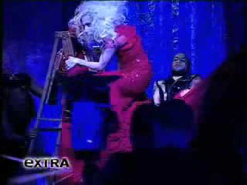 Lady Gaga Bad Romance Live on Gossip Girl