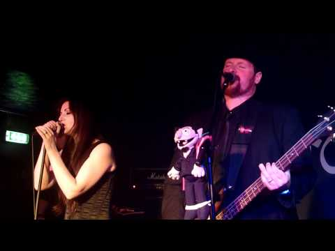 Rhombus - Leave You To Burn at The GMM Charity Ball @ The Witchwood