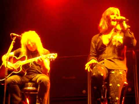 Gotthard One Life One Soul/Heaven acoustic 2009 Amiens.MPG