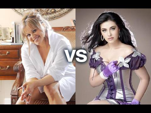 Jenni Rivera VS. Graciela Beltran
