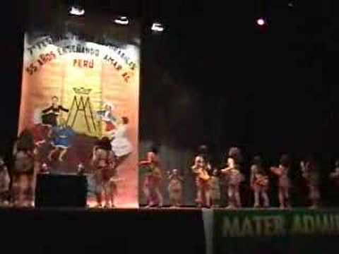 Mater Admir�bilis Festival del Folcklore 2005