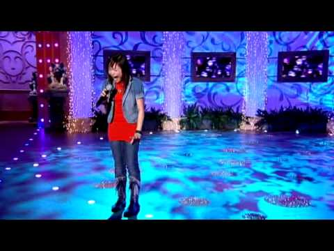 Charice Pempengco - And I Am Telling You I`m Not Going (Live on Paul O`Grady)