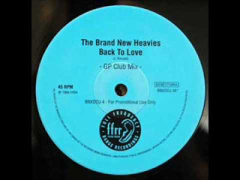 The Brand New Heavies - Back To Love ( Graeme Park Club Mix )