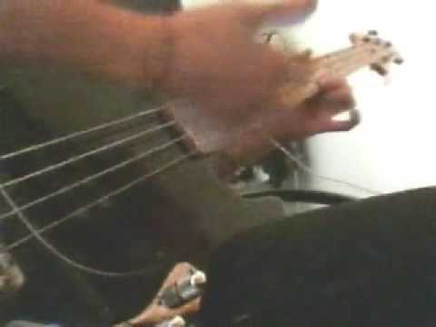 Larry Graham - Graham Central Station - The Jam [bass Cover]