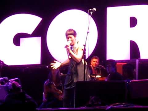 Gorillaz - Coachella 2010 - Empire Ants