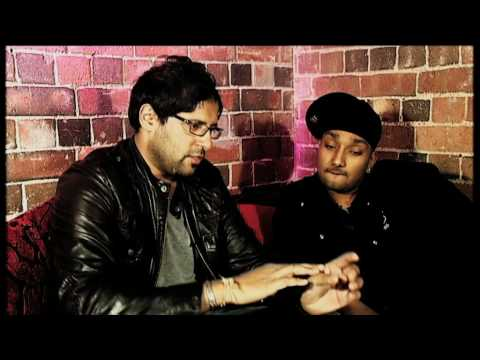 Des C Interview - `The Mash Up` with Sonnyji on Brit Asia TV - Part 1 of 4 - (S1, Ep4