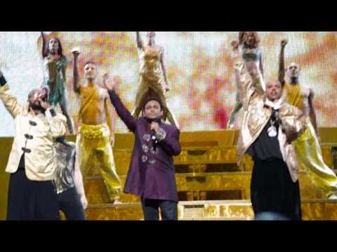 Jai Ho by AR Rahman at Jai Ho Concert Marina Bay Sands Singapore march 2011 HD 720p