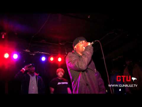 GUNRULE TV- JON CONNOR x MATEEN CLEAVES (LIVE ON STAGE)