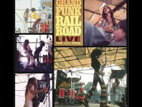 Mean Mistreater Grand Funk Railroad