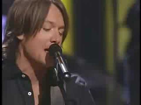 "Keith Urban - ""You Look Good In My Shirt"" at the Grand Ole Opry"