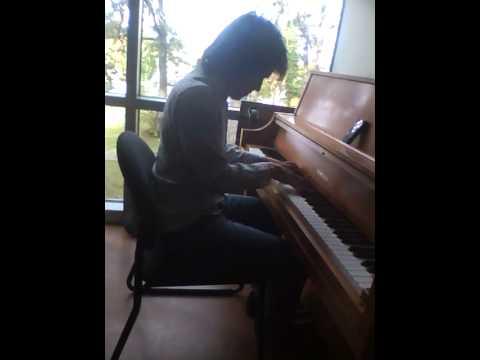 ...To my Beloved Grandma Delia (Piano Solo part1)