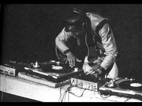 Grandmaster Flash and Melle Mel, live in 1979