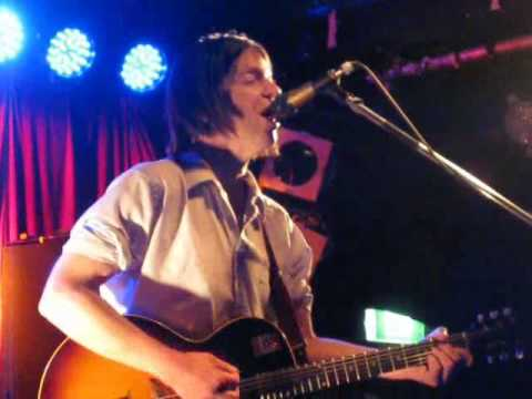 Grant Hart - She floated away (live, Sydney, Feb 2010)