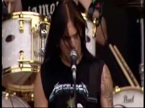 Bullet For My Valentine - Cries In Vain (Live)