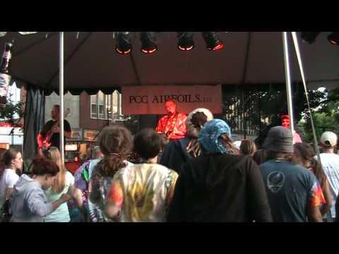Jimiller Band - Shakedown Street (7-19-09)