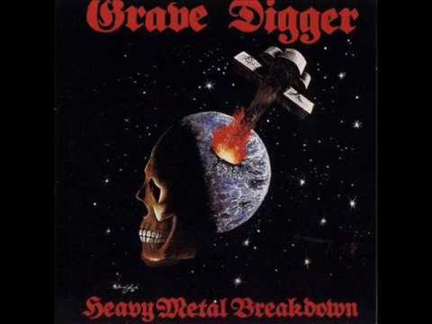"GRAVE DIGGER - ""HEAVY METAL BREAKDOWN"""