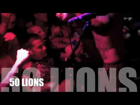 50 lions, Grave Maker, Antagonist ad Ripping Life Euro Tour