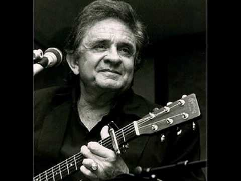 AIN`T NO GRAVE (Can Hold My Body Down) Johnny Cash