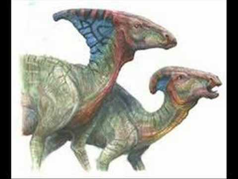 Tribute to Parasaurolophus