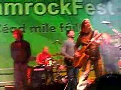 Russell Crowe & Great Big Sea, Molly Malone- Shamrockfest`08