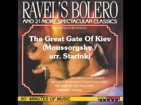 The Great Gate Of Kiev (Moussorgsky / arr. Starink)
