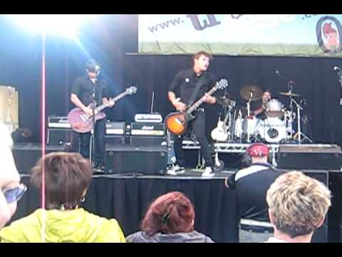 Green Date American Idiot Tribfest `09