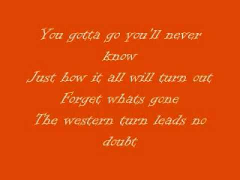 On Your Own- Green River Ordinance lyrics