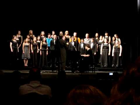 """We are the World"" by: Acappella"