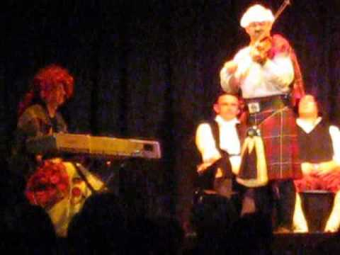 Blazin in Beauly 09 Legends Fiddle Competition