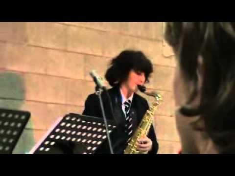 Naomi Hipps : Western Avenue Tenor Saxophone Greg Fishman