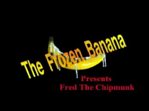 Fred The Chipmunk Sings Bohemian Rhapsody