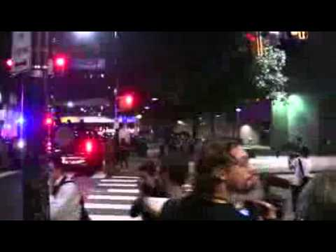 Nazis Attack Students at University of Pittsburgh 2009 G20