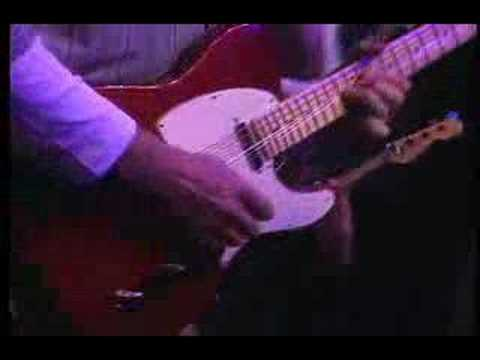 Fender at NAMM 2008: Greg Koch & Other Bad Men (2)